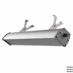 Промышленный светодиодный светильник НКС17/40 27Вт, полистирол/микропризма