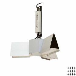 Светильник светодиодный НКС 25/3 120Вт,  480х480х470,  IP65, High Bay