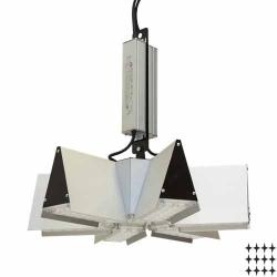 Светильник светодиодный НКС 25/6 240Вт,  480х480х470,  IP65, High Bay