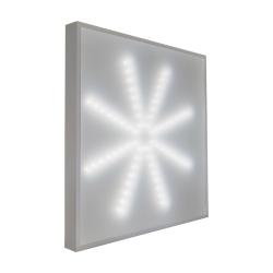 Светодиодный светильник Армстронг НКС 05\65 43 Вт.  акрил/опал