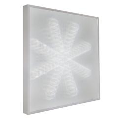 Светодиодный светильник Армстронг НКС 05\65 43 Вт.  полистирол/микропризма