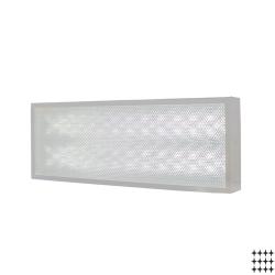 Светодиодный светильник НКС 06/24, 27Вт,  полистирол/микропризма