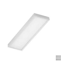 Светодиодный светильник НКС 06/24, 27Вт,  акрил/опал