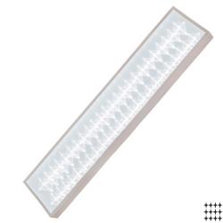 Cветодиодный светильник НКС 07/48- 38Вт. полистирол/микропризма