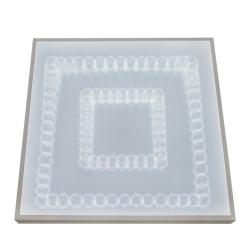 Светодиодный светильник Армстронг НКС 05\88 57 Вт.  полистирол/микропризма
